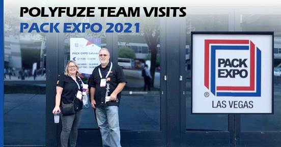 Polyfuze Team Visits PACK Expo 2021