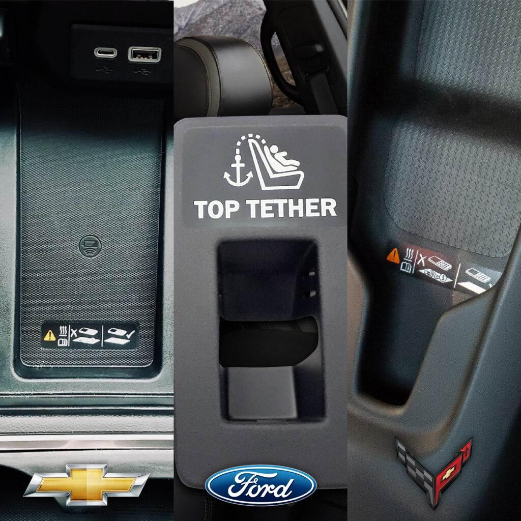 Do you Stuggle with Labeling Automotive Plastics?